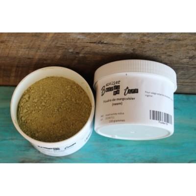 Poudre de margousier (neem) 100g
